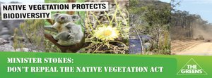 Sign Petition – Don't repeal Native Veg Act